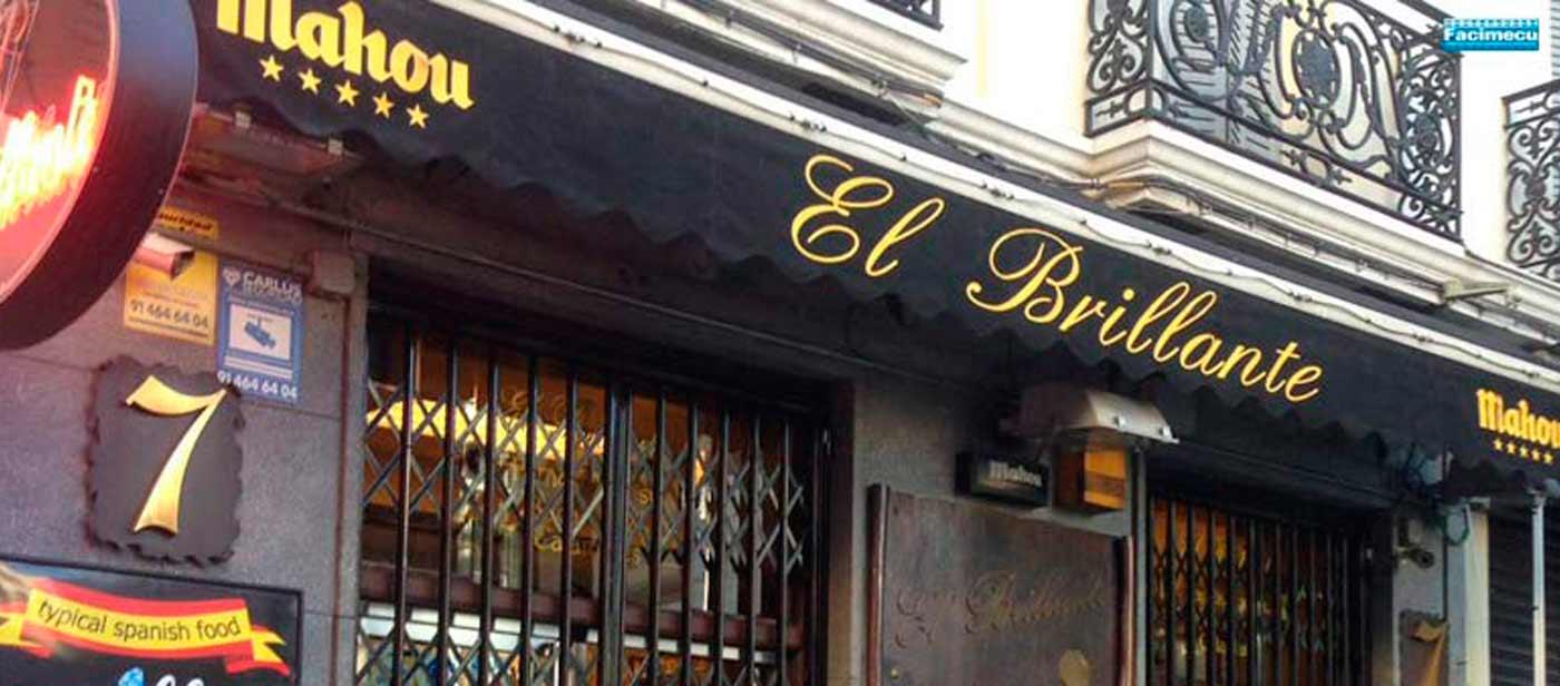 Cierres de tijera instalados en El Brillante,
