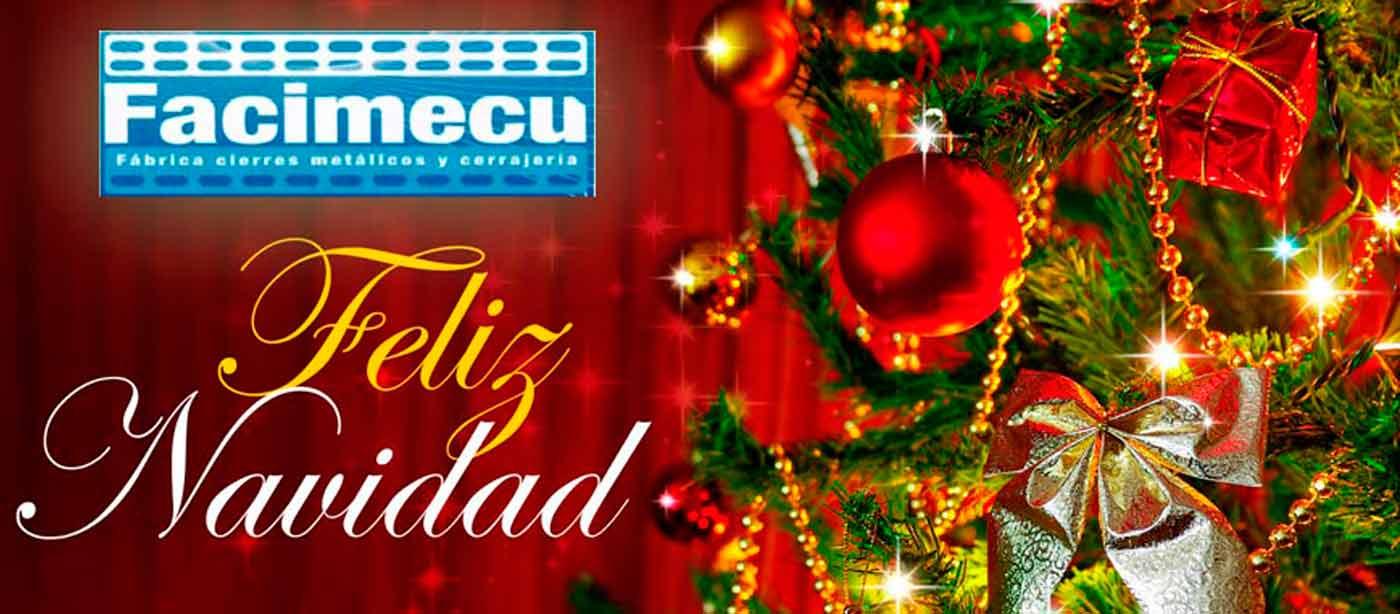 Facimecu las desea Felices Fiestas!!!