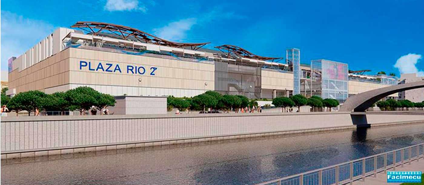 Facimecu en el centro comercial Madrid Rio 2