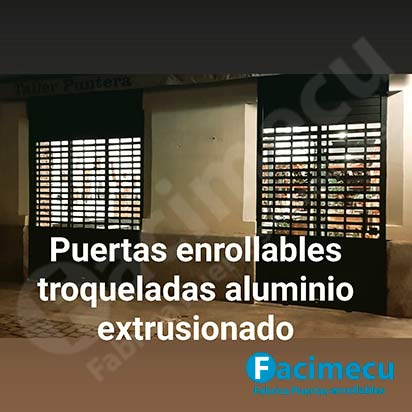 Facimecu especialista en puertas enrollables